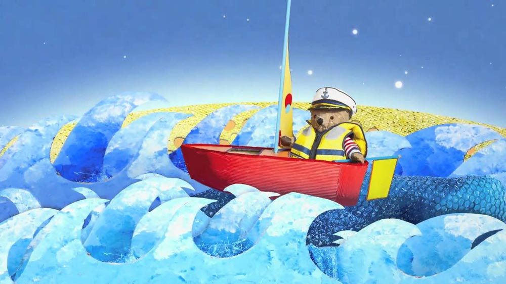 Little Ted's Big Adventures (Series Director)
